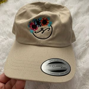 Nena & Co. Adult Embroidered Cap